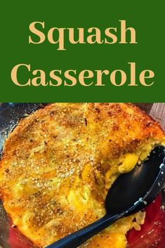 This squash casserole is a delicious addition to any meal. Serve it during the holidays or any other time when you need the perfect balance of flavor and nutrition. Best Potluck Dishes, Dinner Side Dishes, Side Dishes Easy, Side Dish Recipes, Corn Recipes, Easy Recipes, Healthy Recipes, Easy Squash Casserole, Easy Casserole Recipes