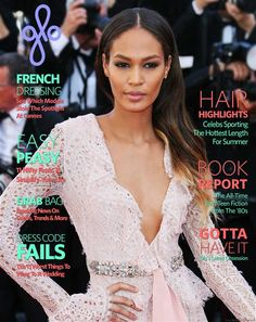 Trends come and go, but it looks like gradient hair is here to stay. Over the past few seasons, we've transitioned from foil highlights and solid . Gradient Hair, Foil Highlights, French Dressing, Celebs, Celebrities, Latest Video, Magazine Covers, Cannes, Model