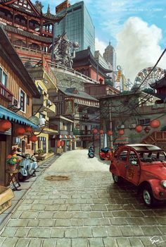 The Art Of Animation, Zhengsuji