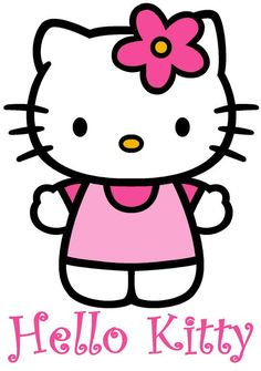 hello kitty pictures to print | Details about HELLO KITTY Photo Poster Print Wall Art A2 A3 A4
