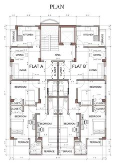 Fiverr freelancer will provide Architecture & Interior Design services and draw floor plan on autocad and revit including Include Drawings within 1 day Town House Floor Plan, Cafe Floor Plan, Hotel Floor Plan, Bungalow Floor Plans, Modern House Floor Plans, Simple House Plans, Model House Plan, My House Plans, Apartment Floor Plans