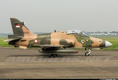 Indonesia Air Force British Aerospace Hawk 200 aircraft picture