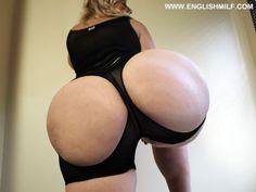 big ass UK PAWG http://www.englishmilf.co.uk English MILF Daniella
