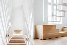 Floating Staircase in Stylish Oslo Apartment | NordicDesign