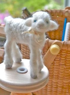 Needle Felt Animal