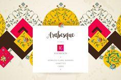 Arabesque Vol.3 by O'Gold! on @creativemarket