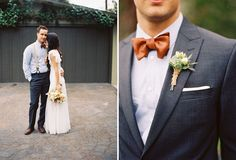 Autumn Backyard Wedding: Brittany + Mike...dress...without the sleeves