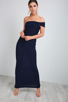 982ce899a5ad6 CALLIE BARDOT MAXI DRESS £23.00 lam things up this season in the Callie Off  Shoulder