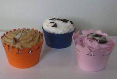 Bird Cupcake Wrappers