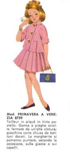 Alta Moda doll outfit