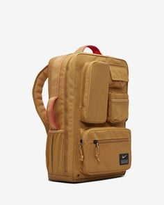 Nike Utility Elite Training Backpack. Nike GB Elite Backpack, Nike, Training, Backpacks, Gym, Bags, Social Media, Handbags, Work Outs