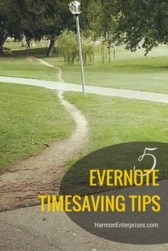 Learn expert tips to save time in Evernote. #Socialmedia #organize #evernote