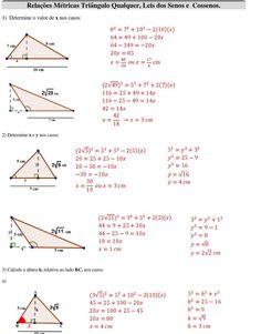 #ClippedOnIssuu de Resolução da lista de exercícios de geometria - 9º Ano - CMSM