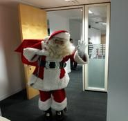 Entertainment for Christmas Ideas. Our Santa is Great for Christmas events. Available for hire in London in the UK.