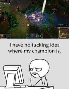 League of Legends problems