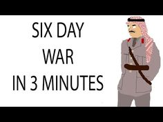 Six Day War | 3 Minute History - YouTube