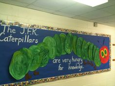 Very Hungry Bulletin Boards