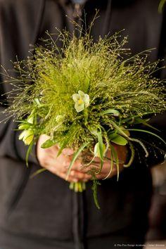 Zita Elze Design Academy Dasol Jang bridal bouquet photo created during the wedding design master class with Zita Julian Winslow