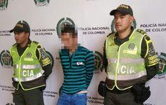 Policía captura una persona con orden judicial emanada por el Juzgado Penal Municipal número 1 de Santa Rosa de Cabal.