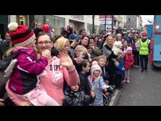The CH Chemists Christmas Parade in Tralee The Ch, Holistic Approach, Business Pages, Chemist, The Fosters, Compact, Bb, Children, Christmas