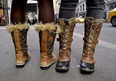 Sorel Snow Boots #cyberweek shopping