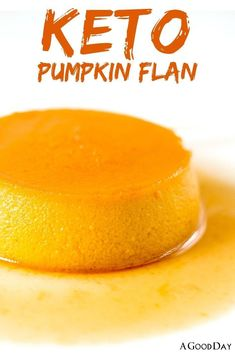 """Keto Pumpkin Flan Recipe. How to make Keto Pumpkin Flan? #keto #ketogenic #ketodiet #ketorecipe #ketoflan #flanrecipe ...head... indulge!Apple Cider-Caramel CakeCider """"syrup"""" is folded into this cake for a rich caramelized flavor.2-1/4 cups apple cider divided2-1/4 cups...g poly) 5.8g protein 50.1g carbohydrate 1.2g fiber 39mg cholesterol 1.4mg iron 253mg sodium and 94mg calcium.Recipe Copyright Cooking Light M #ketodesssertcounter.com #keto-dessert-flan #keto Pumpkin Flan, Pumpkin Cheesecake, Pumpkin Smoothie, Lowest Carb Bread Recipe, Low Carb Bread, Flan Dessert, Low Carb Ketchup, Flan Recipe, Leche Flan"""