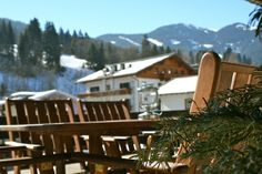 Haus Wasserbauer : Winter, Apartment Maier  view
