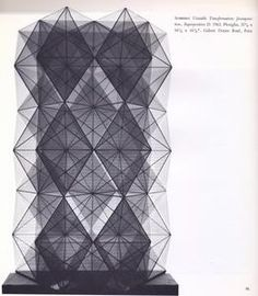 Francisco Sobrino sculpture
