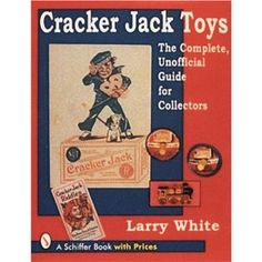 Cracker Jack*r Toys (Paperback)  http://234.powertooldragon.com/redirector.php?p=0764301896  0764301896