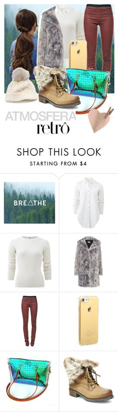 """""""Retro-Fall"""" by tropical-vegas-finest ❤ liked on Polyvore featuring rag & bone, Allude, Karl Lagerfeld, Helmut Lang, Steve Madden and SIJJL"""