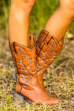 Dirt Road Diary Boots - $56.00