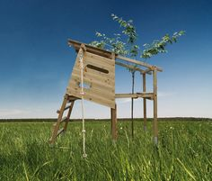 Play equipment   Garden accessories   debe.degreen   Tree House   ... Check it out on Architonic