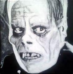 Classic vampire sketch