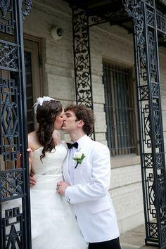 Gobrail Photography Wedding Photography - Beautiful Baltimore Wedding at Mount Vernon Square - So Elegant