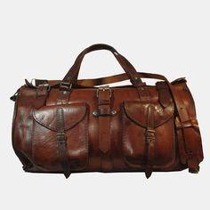 #bagagebaroudeur #bagagecuir #bagagevintage