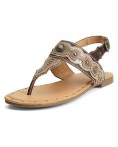 Women's Verge Sandals - Terra Brown