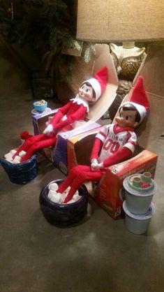 Merry Christmas, Christmas Elf, All Things Christmas, Christmas Crafts, Christmas Humor, Elf Ideas Easy, Awesome Elf On The Shelf Ideas, L Elf, Elf Magic