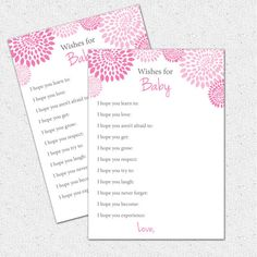 baby shower game booklet template - instant download diy printable baby shower banner