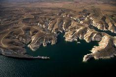 Lake Assaf, West of Ar Raqqah, Syria