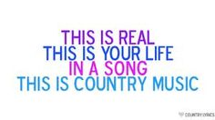 Country Music:)