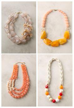 DIY Necklaces Anthropologie