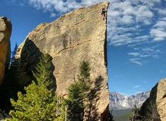 @gturco88 #climbing the Edge of Time at Jurassic Park #rmnp (at...