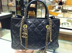 fea218986a6ad1 Introducing the Chanel Shiva Bag part of the upcoming Pre-Fall 2012 Bombay  collection.