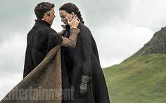 'Game of Thrones': 11 Sneak Peek Photos from Season 5 | Littlefinger (Aidan Gillen) comforts Sansa (Sophie Turner) | EW.com