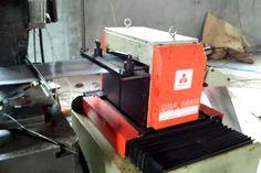 Stainless Steel Blanking Line ,steel circle line-Shenzhen Honger Machine... #industrialdesign #industrialmachinery #sheetmetalworkers #precisionmetalworking #sheetmetalstamping #mechanicalengineer #engineeringindustries #electricandelectronics