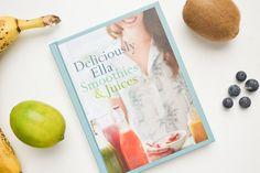 Ella Mills helpt je meer goede groenten en fruit toe te voegen aan je dieet: een boekje vol simpele smoothies & juices die je maakt in een handomdraai.
