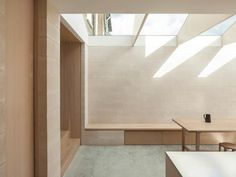 *2층 구조 추가로 영국 런던의 미니멀리스트 주택의 공간 확장-[ Al-Jawad Pike ] Private House in Peckham