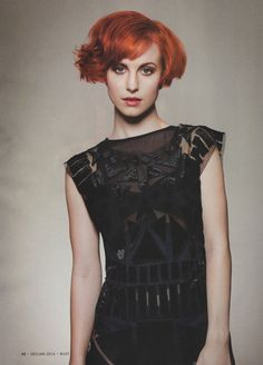 hayley williams paramore scan bust magazine Paramore Has Ruined My Life: The Complete Unabridged Novel