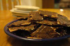 """Sweet and Saltines - aka """"crack"""" recipe by Trisha Yearwood"""