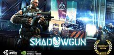 SHADOWGUN v1.6.3 APK #Android #Games #Action #Apk apkmiki.com